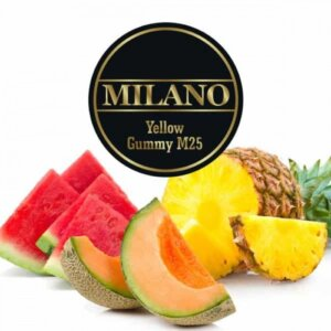 Табак для кальяна Milano Yellow Gummy M25
