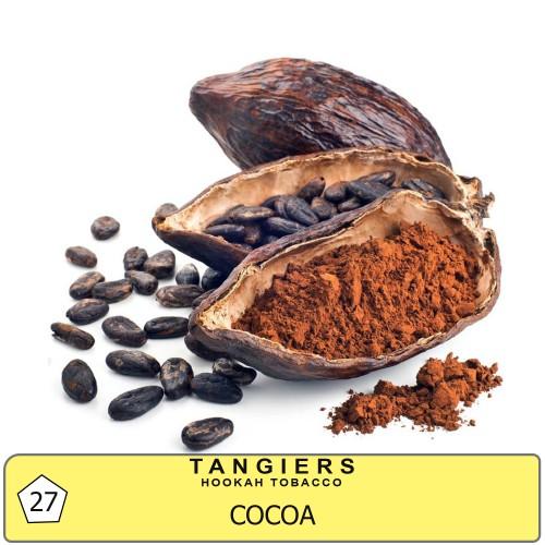 tabak tangiers noir cocoa 27 kakao 250grm