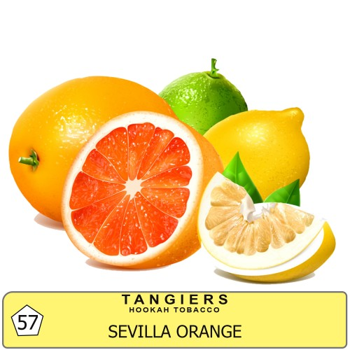 tabak tangiers noir sevilla orange 57