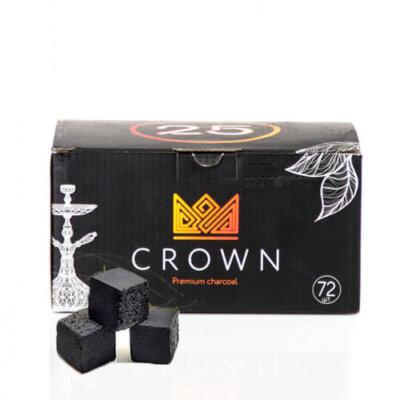 Кокосовый уголь Crown 1кг