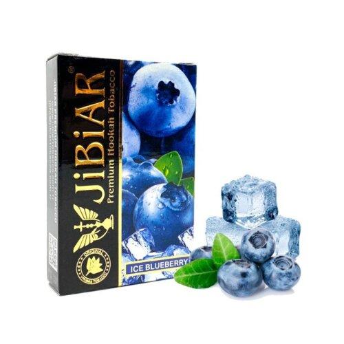Табак Jibiar Ice blueberry