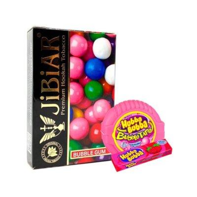 Табак для кальяна Jibiar Bubble Gum