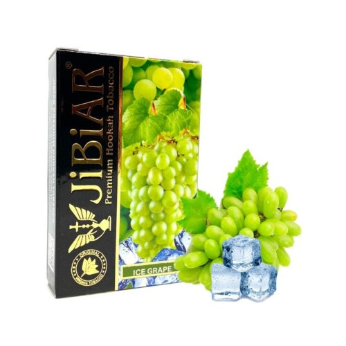 tabak jibiar ice grape ledyanoj vinograd 50 gramm