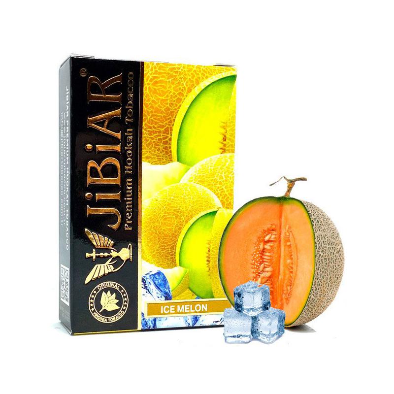 Табак Jibiar Ice Melon (Айс Дыня) – 50 грамм