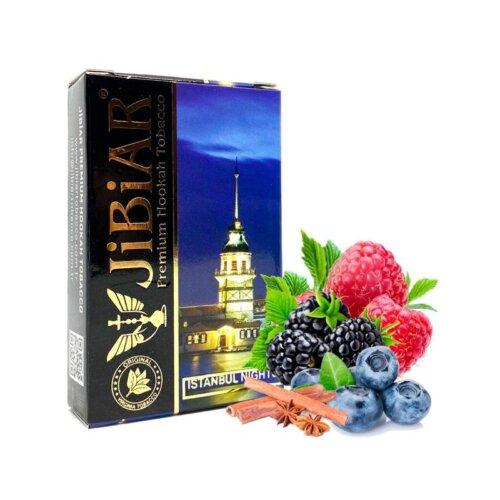 tabak jibiar istanbul nights stambulskie nochi 50 gramm