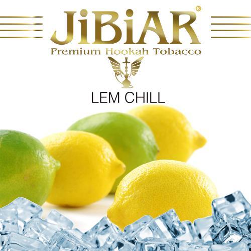 Табак Jibiar Lem chill (Лимон чилл) – 50 грамм