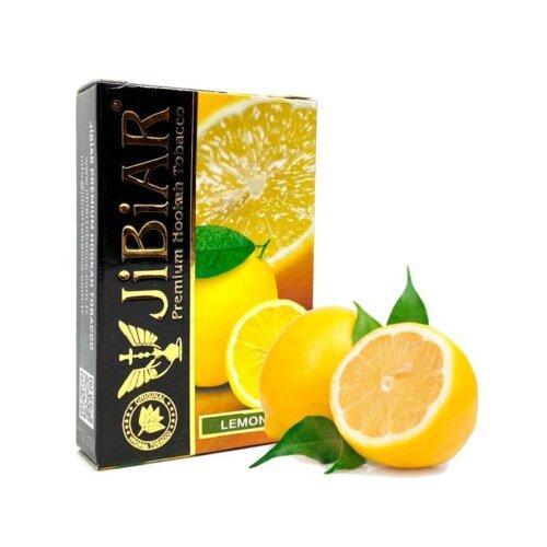 tabak jibiar lemon limon 50 gramm