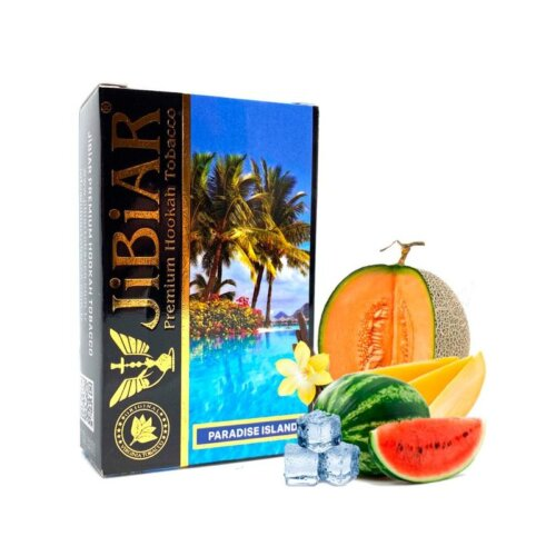 tabak jibiar paradise island rajskij ostrov 50 gramm