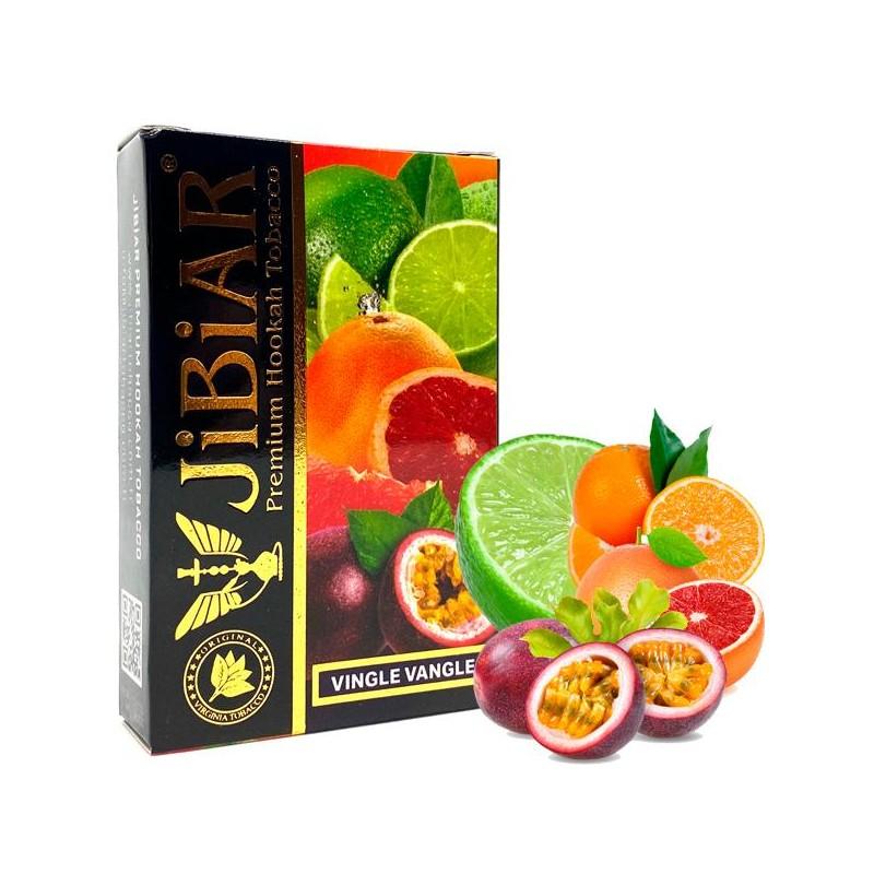 Табак Jibiar Vingle Vangle (Вингл Вэнгл) – 50 грамм