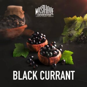 Табак MustHave Black Currant
