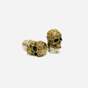 Накладка для кальяна Trumpet Hookah в форме черепа