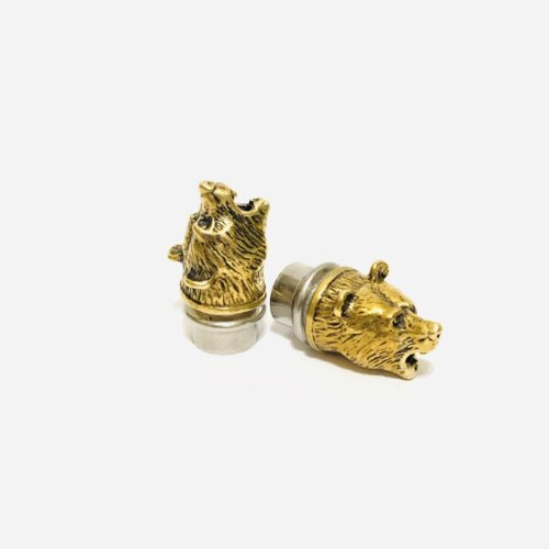 Накладка для кальяна Trumpet Hookah в форме Мишки