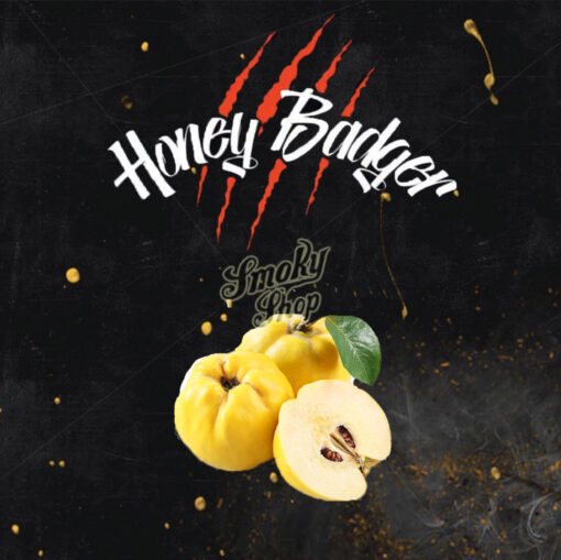 Honey Badger quince