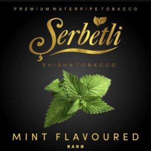 Табак Serbetli Mint - мятаг 50 грамм