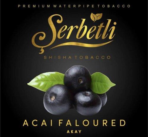 Табак Serbetli Acai - ягода асаи 50 грамм