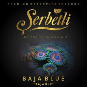 Табак Serbetli Baja Blue