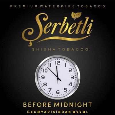 Табак Serbetli Before Midnight