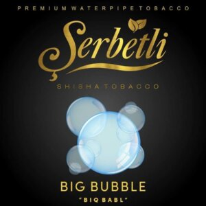 Табак Serbetli Big Bubble - Биг бабл
