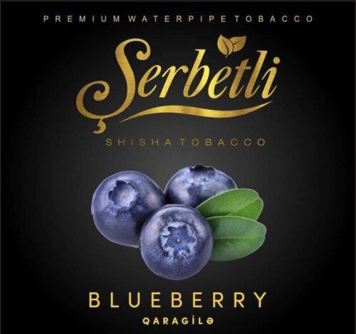 Табак Serbetli Blueberry