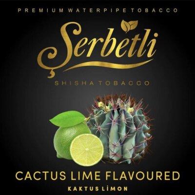 Табак Serbetli Cactus Lime