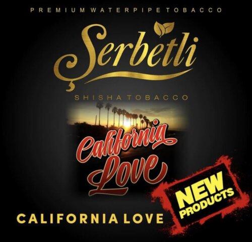 serbetli california love