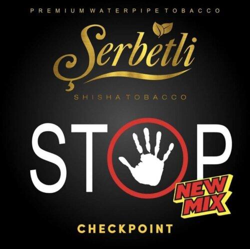 Табак Serbetli Checkpoint