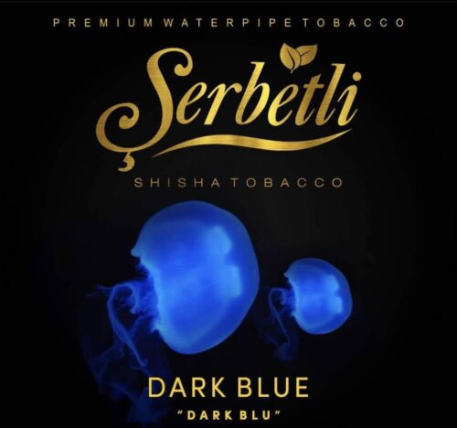 Табак Serbetli Dark Blue