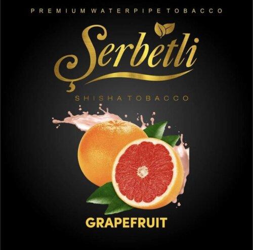 serbetli grapefruit