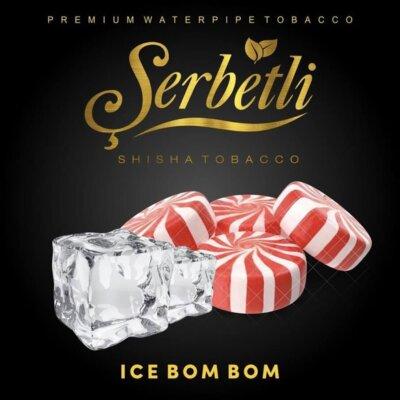 Табак Serbetli Ice Bom Bom