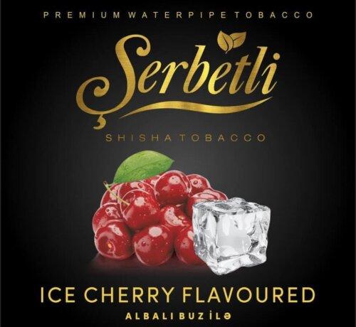 Табак Serbetli Ice cherry - Ледяная вишня
