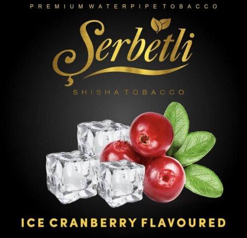 serbetli ice cranberry