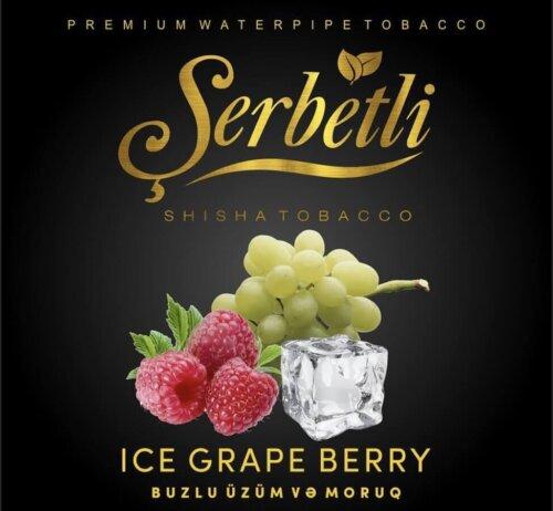 serbetli ice grape berry