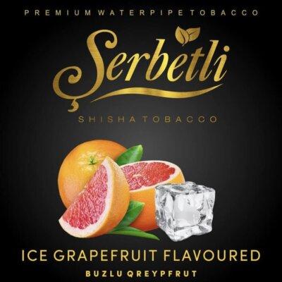 Табак Serbetli Ice Grapefruit