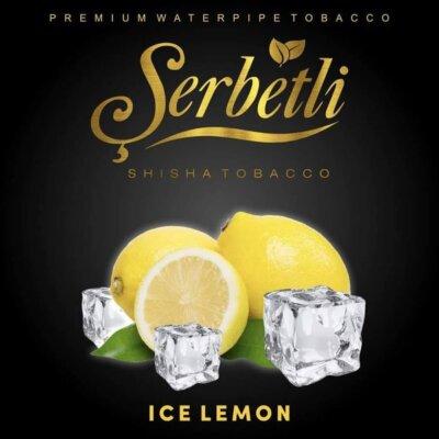 Табак Serbetli Ice Lemon