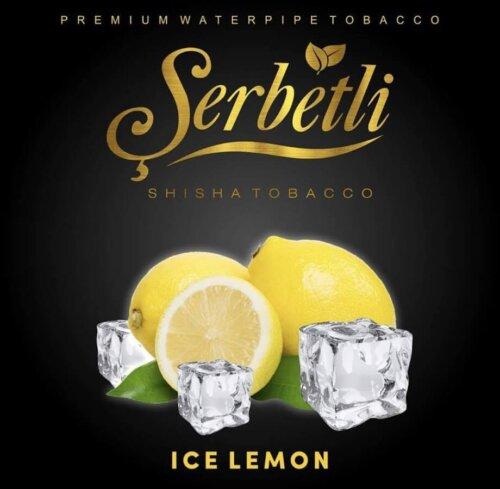 serbetli ice lemon d