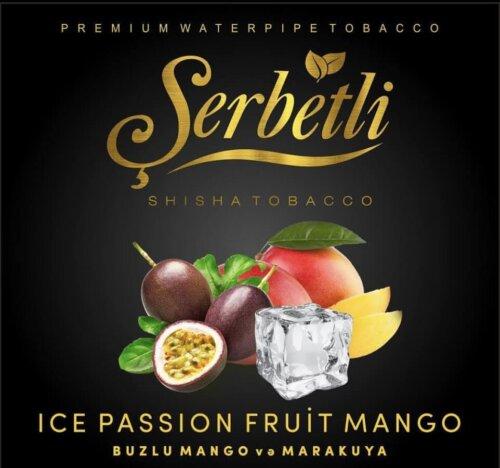 Табак Serbetli Ice Passionfruit Mango