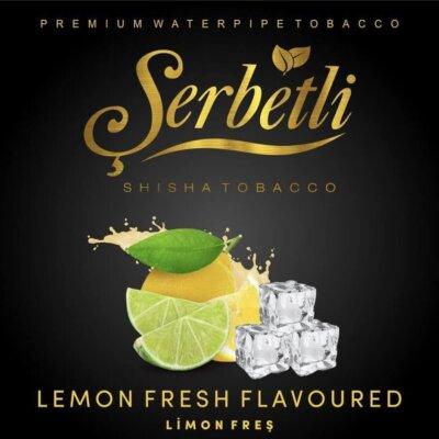 Табак Serbetli Lemon Fresh