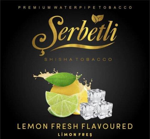 serbetli lemon fresh