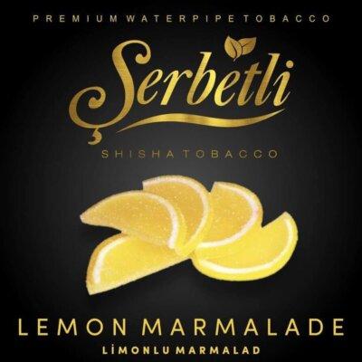 Табак Serbetli Lemon Marmelade