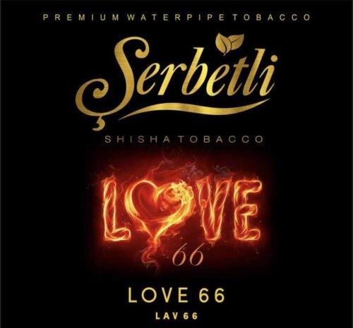 Табак Serbetli Love Love (Любовь)