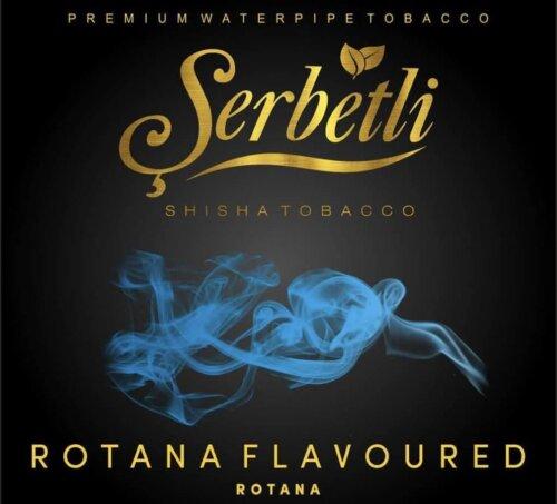 Табак Serbetli Rotana (Черничный йогурт)