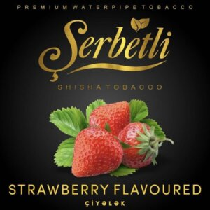 Табак Serbetli Strawberry (Клубника)