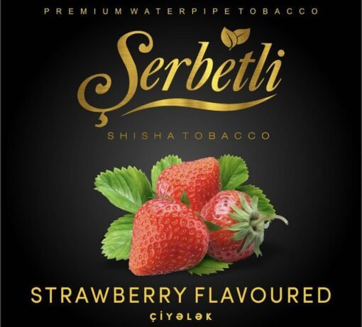 serbetli strawberry