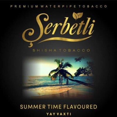 Табак Serbetli Summer time (Летнее время)