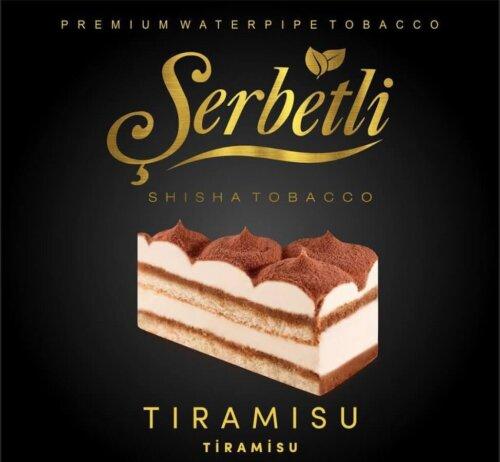Табак Serbetli Tiramisu (Тирамису)