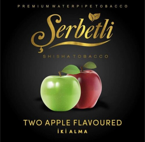 Табак Serbetli Two Apple