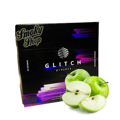 Табак Glitch Green Apple