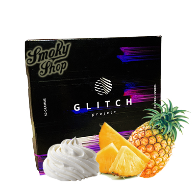 tabak glitch pineapple cream