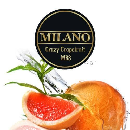 Табак Milano Crazy Grapefruit M 88