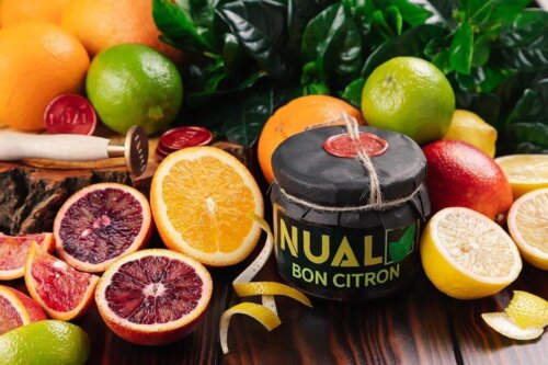 Табак Nual Bon citron 200 грамм